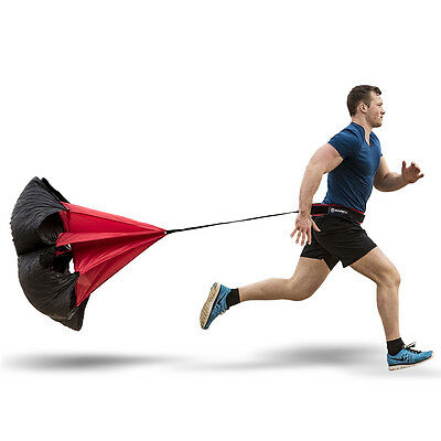 Marcy CrossFit Speed Sprint Running Resistance Parachute Power Training