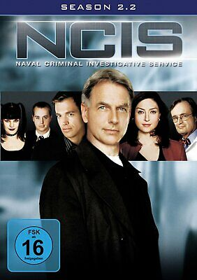 NCIS - Navy CIS - Season/Staffel 2.2 # 3-DVD-BOX-NEU