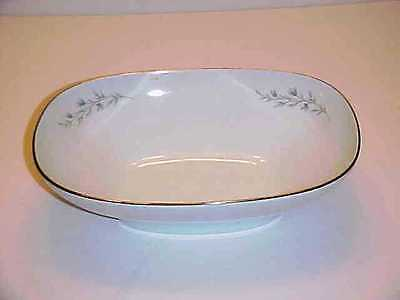 Noritake Fine China Tilford  Oval Vegetable Bowl  # 6712