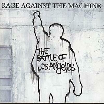 Rage Against the Machine : The Battle of Los Angeles CD (2002)