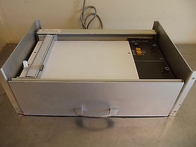 HP 7010B Precision Scientific X-Y Chart Recorder-Powers Up-X & Y Axis' Work-m681