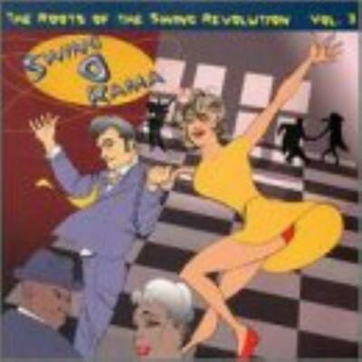 Various Artists : Swing-O-Rama, Vol. 3: Hepcats CD Expertly Refurbished Product