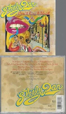 Cd--Steely Dan--Can't Buy A Thrill | Original Recording Remastered