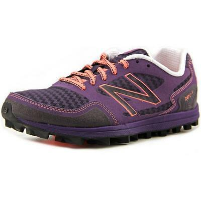 New Balance WT00 Women  Round Toe Synthetic Purple Trail Running