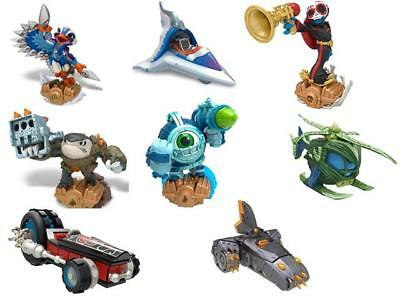 Skylanders Superchargers and imaginators figures / characters and vehicles