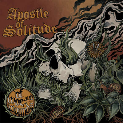 APOSTLE OF SOLITUDE - Of Woe And Wounds - Vinyl 2-LP - black Vinyl