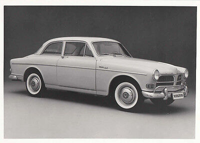 Volvo 122S Period Photograph.