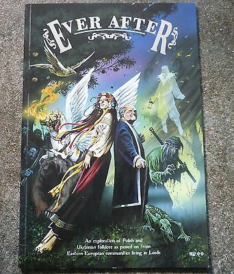 Ever After Rare Graphic Novel Pat Mills Wayne Reynolds Ralph Horsley 2000Ad Exc