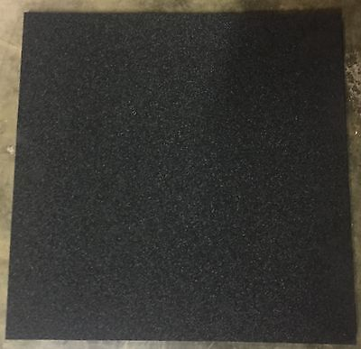 Kart Seat Padding Square 33cm x 33cm Adhesive Sticky 5mm Foam Kart Parts UK