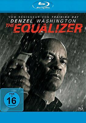 The Equalizer (Denzel Washington) # BLU-RAY-NEU