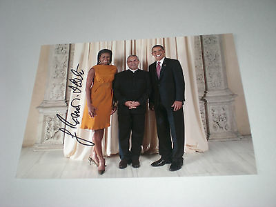 José Ramos-Horta Nobelprize signed autograph Autogramm 8x11 inch photo in person