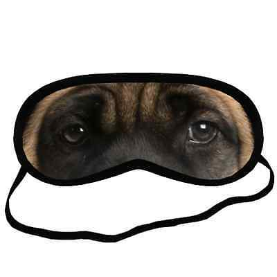 Adorable ENGLISH MASTIFF EYES Dog Puppy Small-Med Size SLEEP MASK Gift Cover