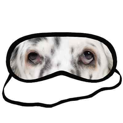 ENGLISH SETTER EYES SLEEP MASK S Size Funny Gifts for Boy Girl Dog Lovers Stuff