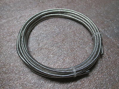 Belden 1673A Coaxial Cable 19AWG Solid TEFLON Insulated 50 Ohms T-1782 10ft.