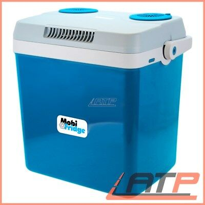 Caravan Boat Travel Picnic Electric Coolbox Warmer Drink Food 12V/220V 32 L