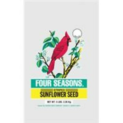 SHAFER SEED Sunflower Seed-Striped - 114154 WILD BIRD SEED NEW
