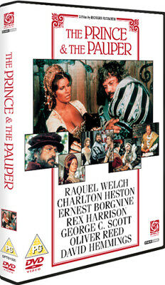 The Prince and the Pauper DVD (2010) Oliver Reed, Fleischer (DIR) cert PG