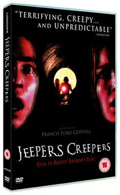 Jeepers Creepers DVD (2007) Gina Philips, Salva (DIR) cert 15 ***NEW***
