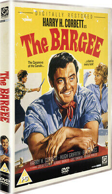 The Bargee DVD (2010) Harry H. Corbett ***NEW***
