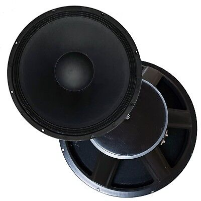 "46 cm/18"" DISCO-PA-MUSIKER-PARTY Lautsprecher Woofer  2800 WATT-- 700 RMS"