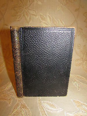 Antique Collectable Book Of The Pocket Paragraph Bible The New Testament -1890's