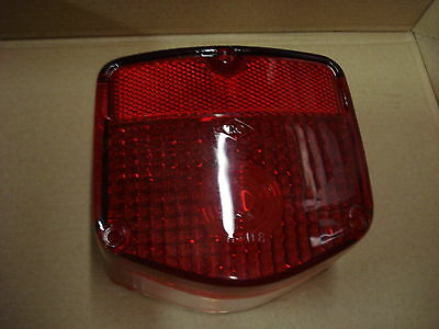 Each Rear Light Lens Fits Honda CB100N,CB250N,100N,125S,T,CB400N,T,XL1