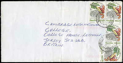Namibia 2002 Cover To  Jersey #C30068