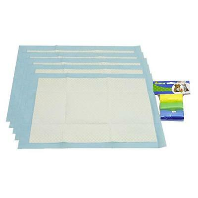 150 60X40 Cm Large Puppy Training Trainer Train Pads Toilet Pee Wee Mats Dog Cat