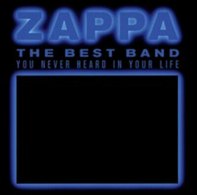Frank Zappa : The Best Band You Never Heard in Your Life CD 2 discs (2012)