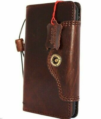 Genuine vintage leather Case for apple iphone 6s plus book wallet cover s 6 Tic