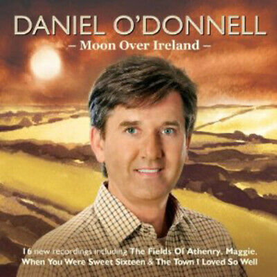 Daniel O'Donnell : Moon Over Ireland CD (2011)