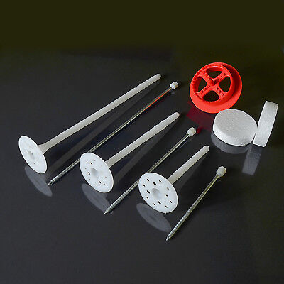 STEEL SET INSULATION ANCHOR styrofoam disc mill cutter ring fastener fixing plug