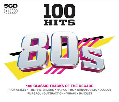 Various Artists : 100 Hits: 80s CD (2011)
