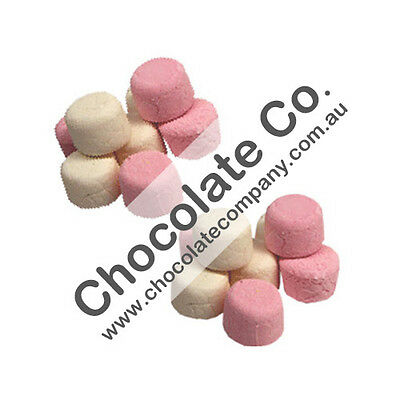 BULK MARSHMALLOWS Pascalls 500g - PINK & WHITE