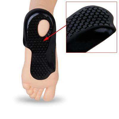 Footful Gel Orthotic Knock Knee Arch Support Weight Loss Massage Shoes Insoles