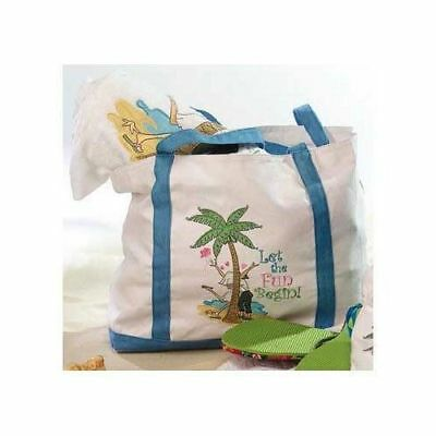 Honeymoon gifts Let the Fun Begin Beach Bag Wedding