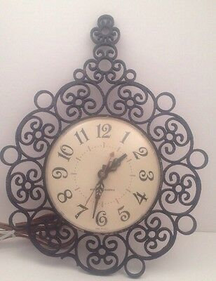 Vintage General Electric Made In Usa Electric Clock