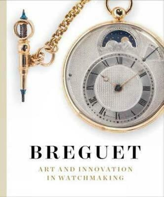 Breguet: Art and Innovation in Watchmaking by Emmanuel Breguet (English) Hardcov
