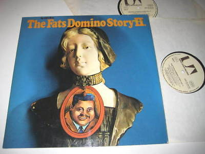 2 Lp/the Fats Domino Story Ii/uas 29334/35 Foc Dlp