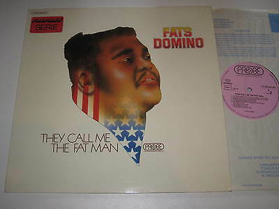 LP/FATS DOMINO/THEY CALL ME THE FAT MAN/probe 054-94671 /EX