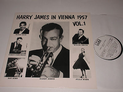 Lp/harry James In Vienna 1957 Vol.1/rst 9032923
