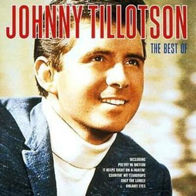Johnny Tillotson : The Best Of CD (2008) Highly Rated eBay Seller, Great Prices