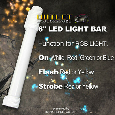 RGB Cordless Rechargeable Multi-Purpose Magnetic LED Light Emergency Waterproof