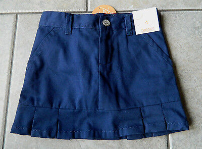 Skort Gymboree,Uniform Shop,Navy blue skort,NWT,sz.4,5,6,8 yrs.
