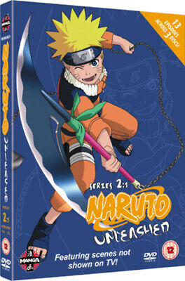 Naruto Unleashed: Series 2 - Volume 1 DVD (2007)