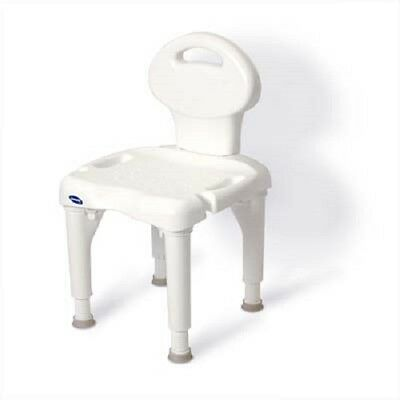 I-Fit Shower Chair with Seat Back Invacare 9781-1