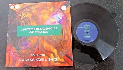 United Frequencies Of Trance Vol. 6 - Glass Ceiling Lp Trance
