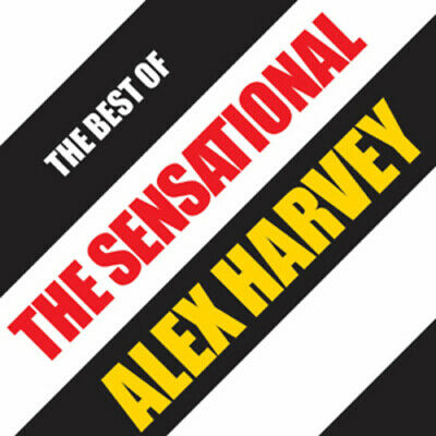 Alex Harvey : The Best of the Sensational Alex Harvey CD (2011) ***NEW***
