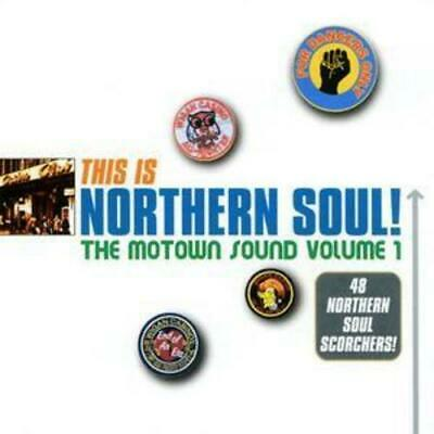 Various Artists : This Is Northern Soul! The Motown Sound Volume 1 CD (2005)