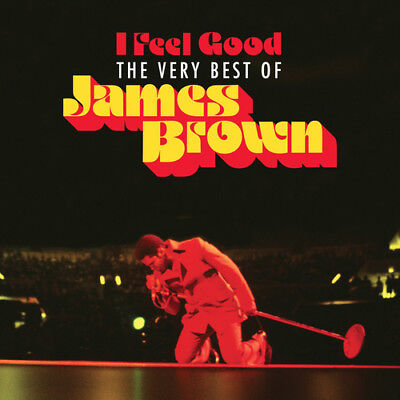 James Brown I Feel Good: The Very Best Of CD ***NEW***